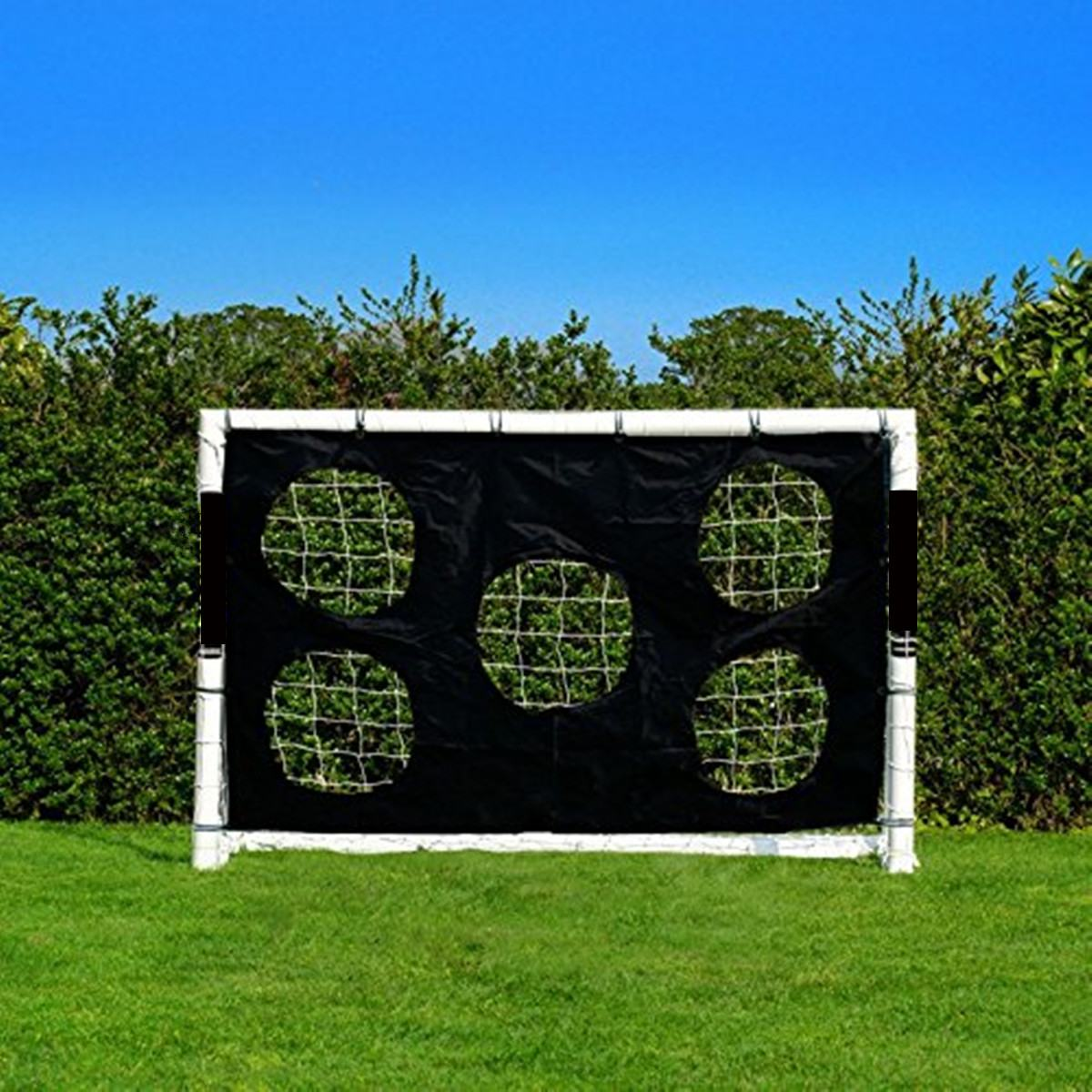 180X120cm Football Training Net Soccer Ball Goal Net Kids Child Birthday Gift Soccer Training Target Indoor Outdoor Sports Gate