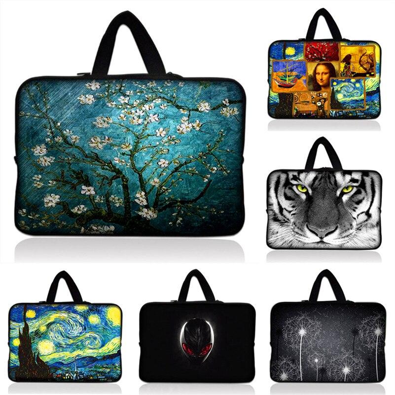 Hot 10.1 13.3 14 15.4 15.6 17.3 inch Neoprene Notebook Laptop Tablet Sleeve Bag Case Carry Bag