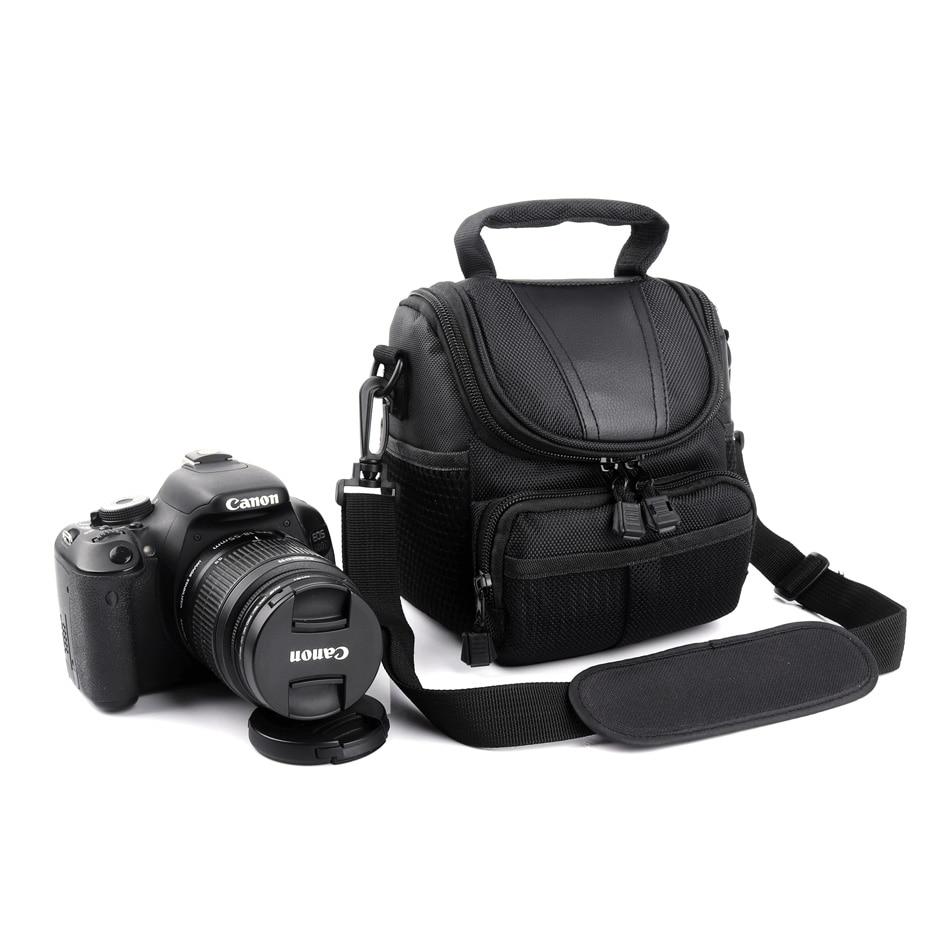 Camera Shoulder Waist Case Bag For SONY Cyber-Shot DSC RX10 II,HX350 H400 HX300