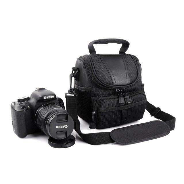 Máy ảnh Trường Hợp Túi Cho Sony DSC-HX400V HX400V HX350 HX300 H400 H300 H200 DSC-RX10 RX10 Mark IV III II 4 3 5R 3N 5 T 5N NEX-7 NEX-6L
