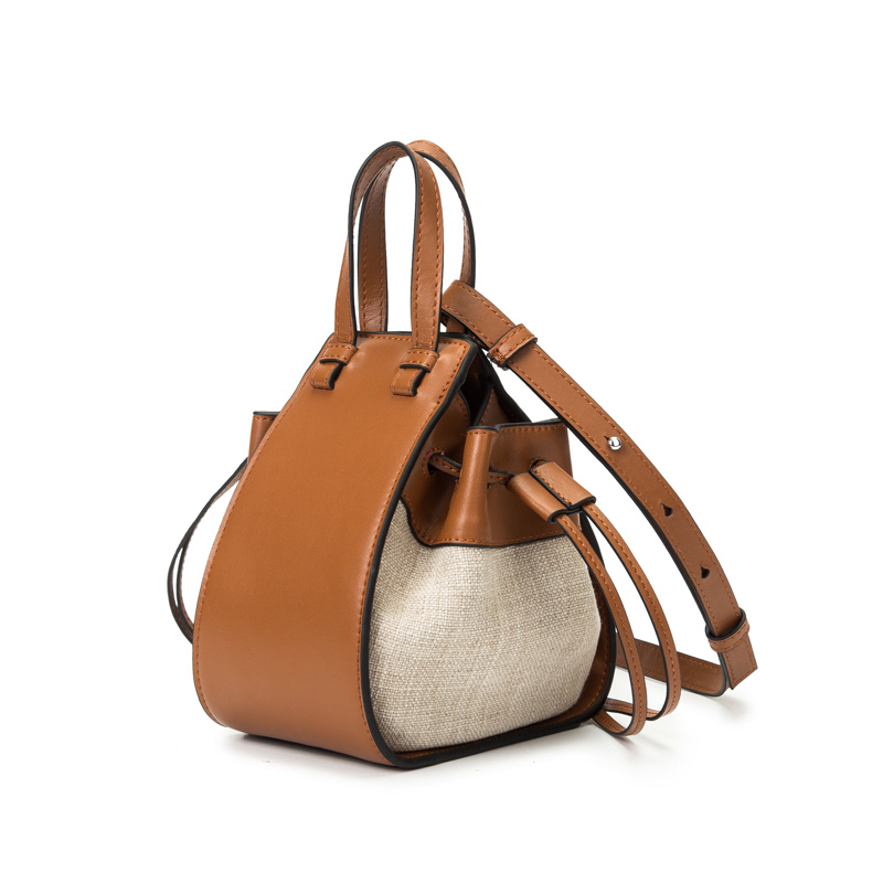 Fashion Genuine Leather Women Bag Women's Handbag Shoulder Lady's Messenger Bag Luxury Designer String Patchwork Crossbody Bags