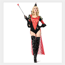 Deluxe Women Circus Animal Trainer Costume Halloween Adult Cosplay Clothing