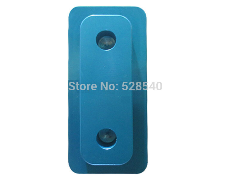 1PCS iphone 5C 3D Sublimation mold Printed Mould tool heat press mould