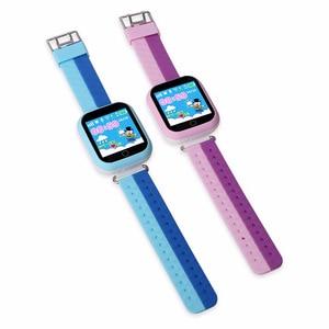 Image 4 - 2019 chaud GW200S Q100 Kid montre intelligente GPS Wifi positionnement SOS Tracker bébé moniteur de sécurité Smartwatch pk Q90 Q50 Q528 Q750 montres