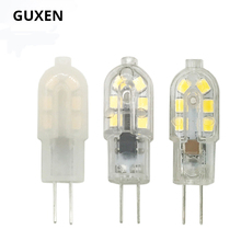 цена на 5W new G4 led DC 12V 12leds lamp Led bulb SMD 2835 LED G4 light Replace 30/40W halogen lamp light