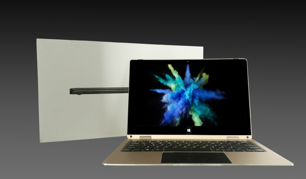 touchscreen laptop package
