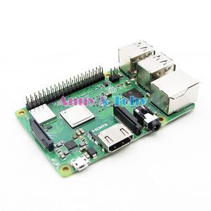 Image 5 - Element14 Versie: 2018 Nieuwe Originele Raspberry Pi 3 Model B + Plus BCM2837B0 1 GB SDRAM on board WiFi/Bluetooth PI 3B + PI3 B + Plus