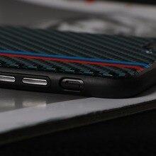 Iphone Luxury Carbon Fiber Case (M, RS, AMG)