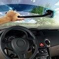 Microfiber Auto Window Cleaner Long Handle Car Wash Brush Dust Car Windshield Shine Towel Handy Washable Car Cleaning Tool
