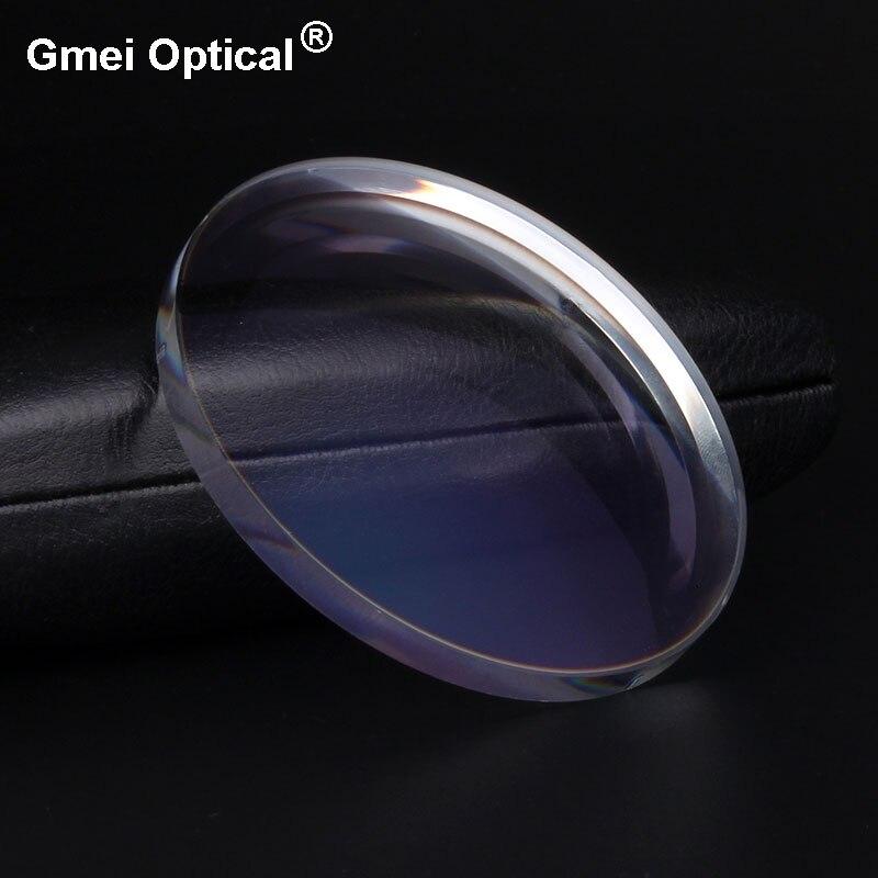 1.74 verres optiques ultra-minces à Vision unique avec Protection UV complète et revêtement anti-reflets 2 pièces - 3
