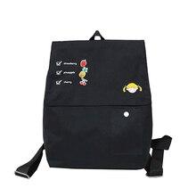 Купить с кэшбэком Female Oxford Backpack Cute Women Fruit Printing Backpacks for Teenagers Girls Women's Travel Bags Mochilas Rucksack School Bags