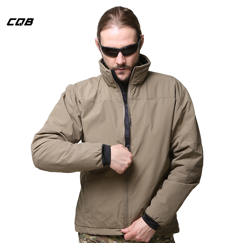 CQB Outdoor Sports Camping Tactical Military Men's Jackets Trench Warm Coats for Hiking Hunting Waterproof Windbreaker Clothing цена 2017