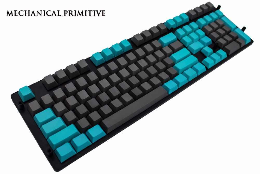 10 Keys RGBY Colorful keycap Blank/Top/Side Printed PBT
