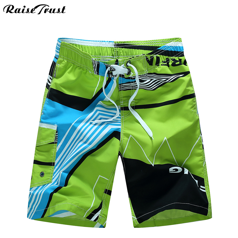 2019 Brand New Fitness Summer Hot Men Beach Shorts Men Quick Dry Printing Board Shorts Breathable Men's Clothing Mens Beach