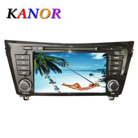 KANOR ROM 16G Quad Core 1024 600 Android 5 1 1 For Nissan QashQai X Trail