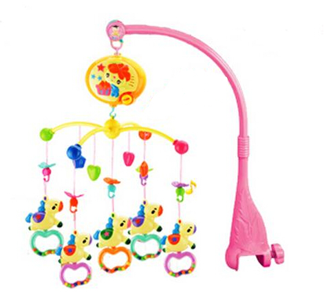 Lowest price best quality new kid toy baby rattles for Baby shapes mobile