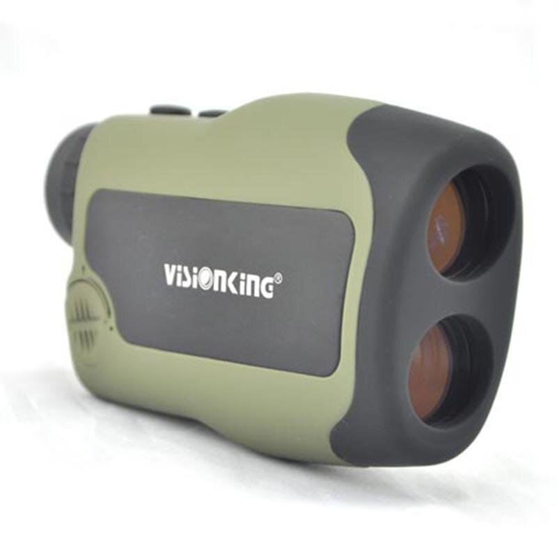 Visionking 6x25 Laser Range Finder Monocular Scope 600 m Distance Meter font b Telescopes b font