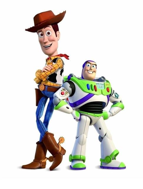Disney Carton Toy Story Woody Buzz Lightyear 20cm 30cm 40cm Mini