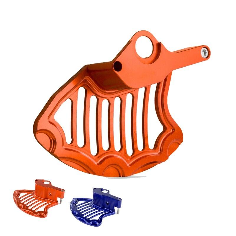 CNC Front Brake Disc Guard Protector For KTM 125 144 150 200 250 300 350 400