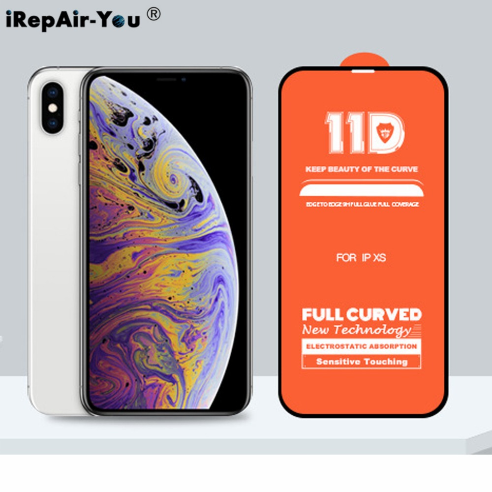 New 11D Full Cover Tempered Glass Screen Protector Film