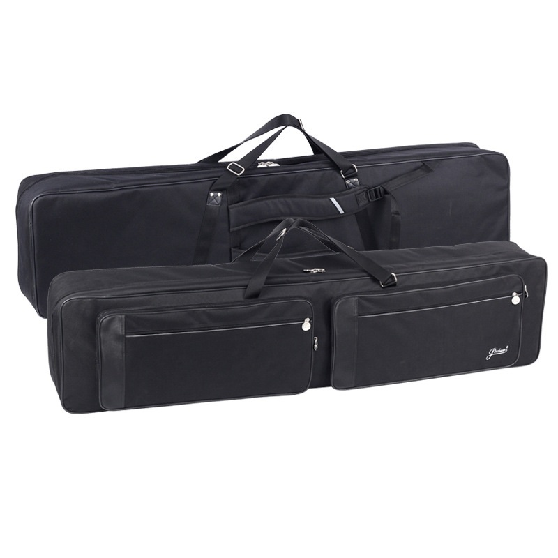 Professional universal 88 key keyboard electronic organ bag backpack protable soft gig shoulders synthesizer package case cover wholesale luxury professional protable trumpet bag 600d soft pocket case durable cover good quality backpack shoulder withstrap