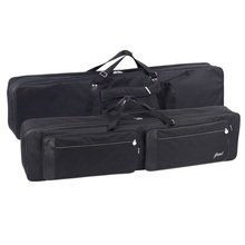 Professional universal 88 key keyboard electronic organ bag backpack protable soft gig shoulders synthesizer package case