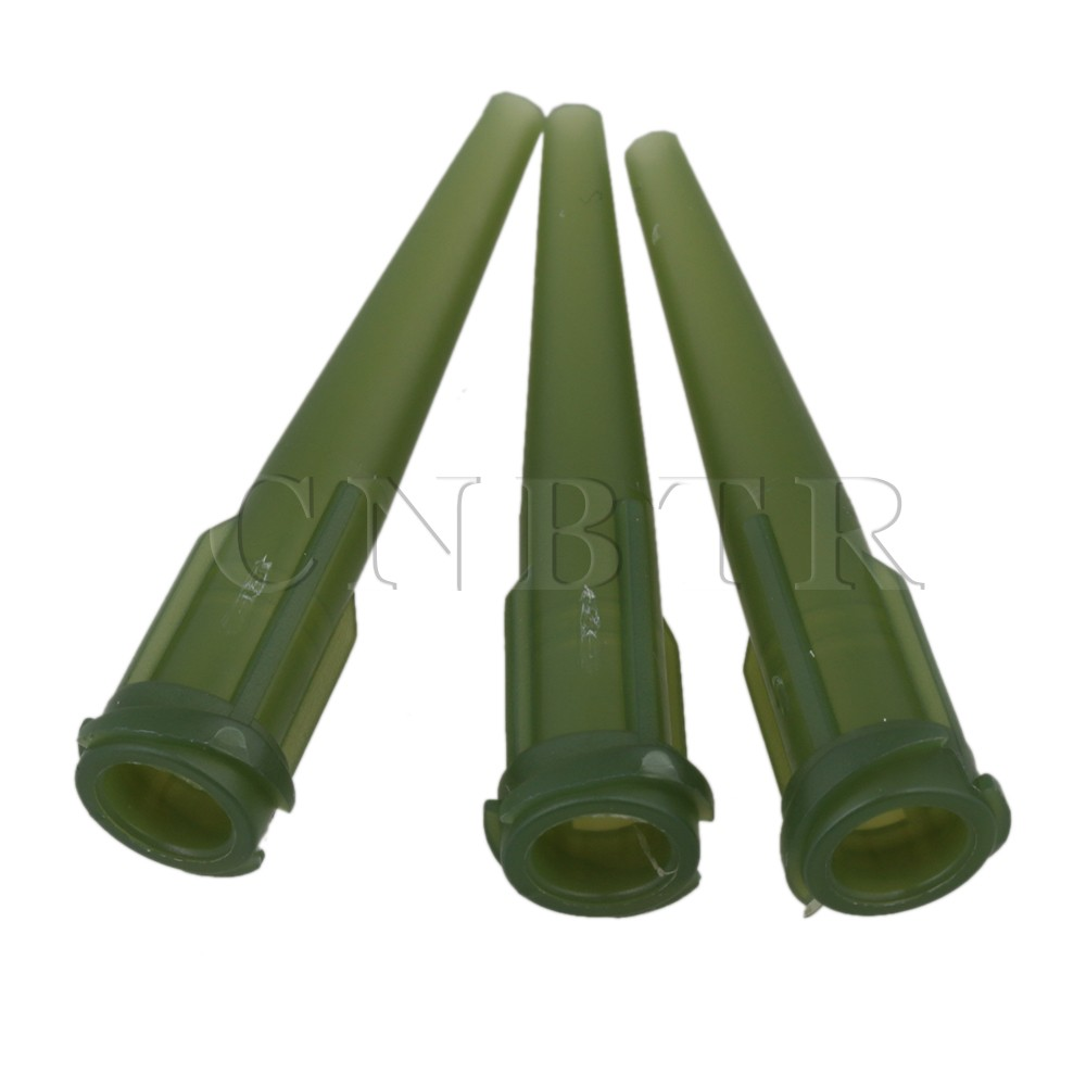 Syringe Dispensing Needles,14 Ga x 0.5 Inch Length,Precision bent Blunt Tips 45/° Angle,100pcs//pack
