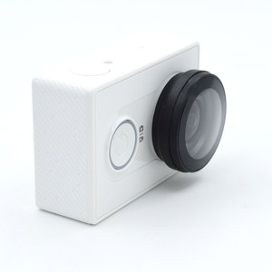 Image 4 - For Xiaomi yi Accessories Protective UV Filter Lens Cover cap for Xiaomi Xiaoyi Action Sports Camera