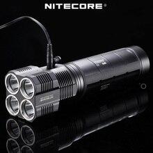 Заводская цена Nitecore TM26 4000 Lumnes O светодиодный фонарик портативный светодиодный прожектор с аккумулятором NBP52