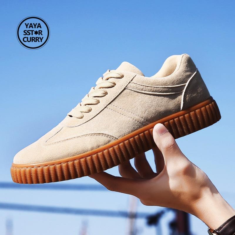 Prix pour YAYA SSTAR CURRY marque 2017 superstar Chaussures Pour La Planche à Roulettes de Haute Qualité Sneakers Femmes Lumière Marque Cool Sneakers