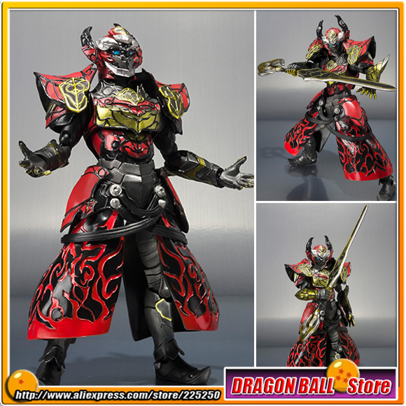Kamen Rider Gaim Original BANDAI Tamashii Nations SHF / S.H.Figuarts Tamashii Web Exclusive Action Figure - Lord Baron