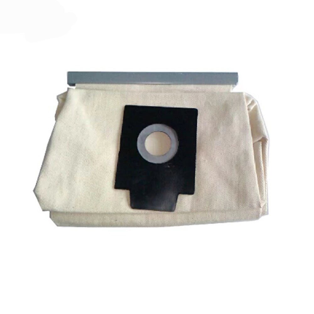 Free Shipping For KARCHER WD3200 WD3300 WD VACUUM CLEANER Cloth DUST Filter BAGS Fit A2204/A2656/WD3.200/SE4001 karcher vacuum cleaner bag washable cloth bags for bv5 1 reuse pattern parts free shipping