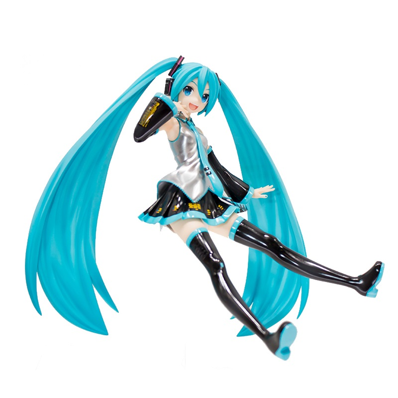200mm Japanese original anime figure project DIVA SPM XHD Hatsune Miku action figure collectible model toys for boys 17cm japanese original anime figure shokugeki no soma megumi tadokoro action figure collectible model toys for boys