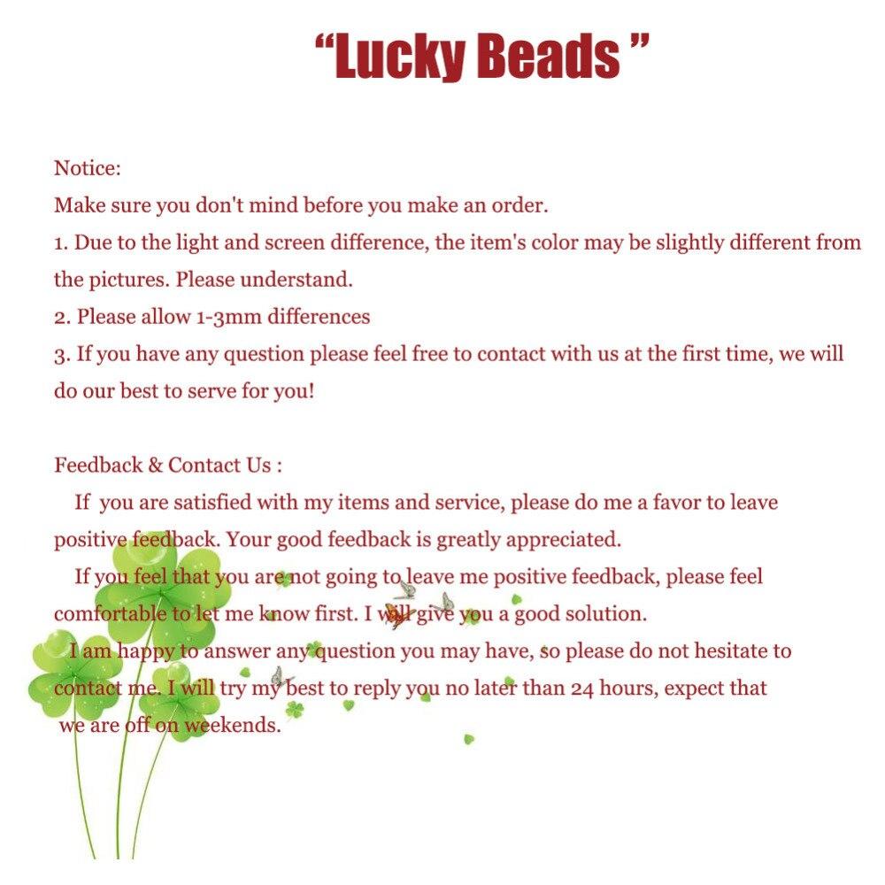 beads lucky