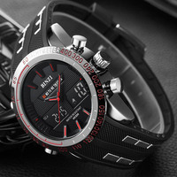 Sport Watch Men Electronic Military Luxury Male Watches LED Dual Display Men Clock Casual Brand Wrist