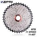 ZTTO MTB горный велосипед части 11 скоростной кассеты 11-40T совместимы для частей M7000 M8000 M9000 XT SLX