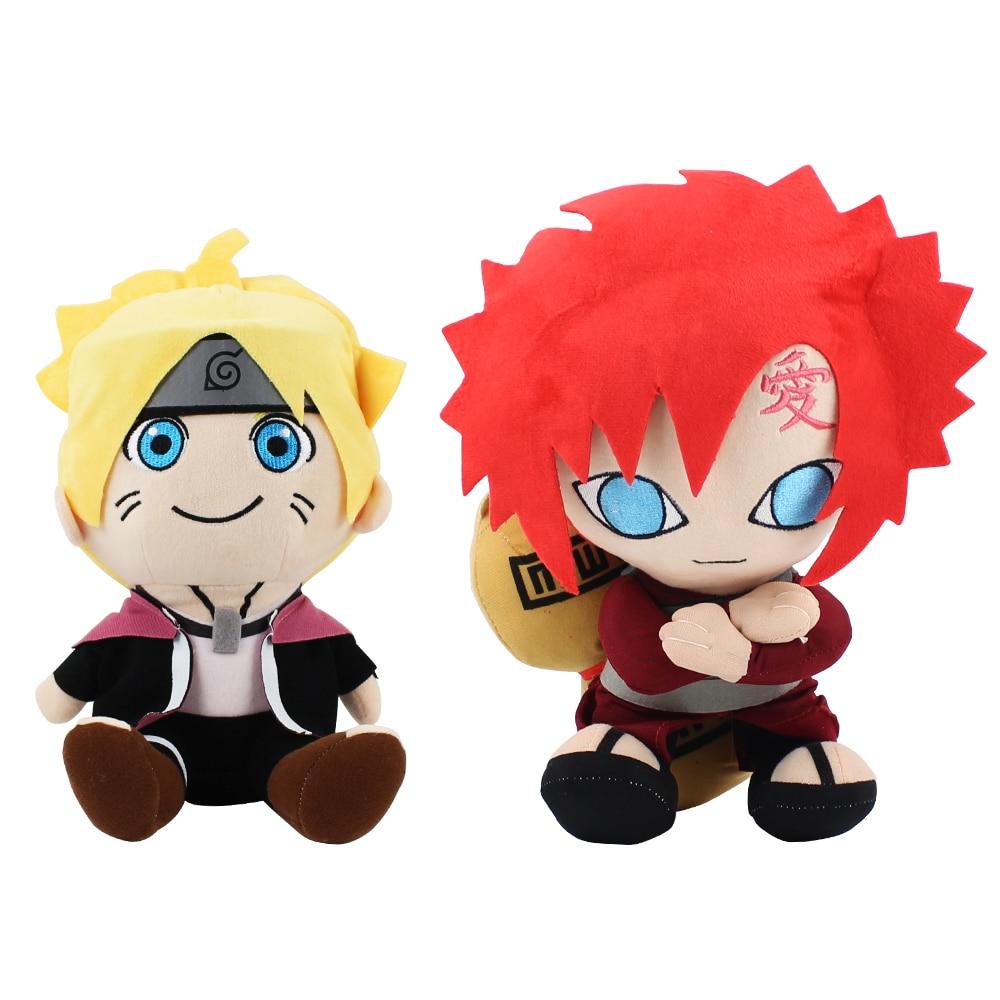 "Naruto 8/"" Plush Cute NARUTO UZUMAKI New 8 Inch Ninja Stuffed Plushie"