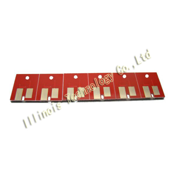 Chip permanent for Mimaki JV5 SB51 Cartridge 6 colors CMYKLCLM printer parts mimaki jv5 jv5 130 jv5 130s jv5 160 jv5 160s ts5 ts5 1600 raster film tape encoder strip for mimaki dx5 inkjet printer 1pcs