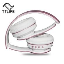 Бренд TTLIFE Шумоподавления Наушники Беспроводные Bluetooth Наушники Двойной Стерео Звук Наушники Гарнитуры с Микрофоном для Мобильного Телефона