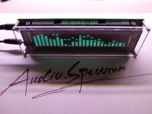 Image 5 - LINK1  VFD Music Audio Spectrum Indicator  / Audio VU Meter/Amplifier Board Level /Precision Clock/Adjustable AGC Mode