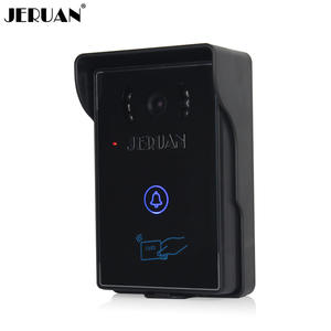 JERUAN Phone-Intercom-System Outdoor IP55 Speaker Waterproof