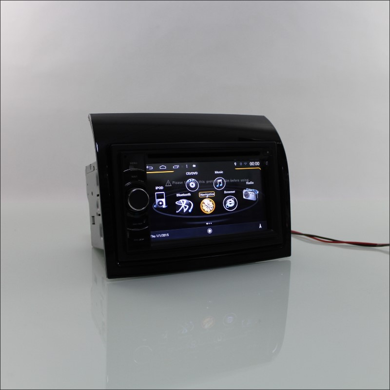 Android Car Multimedia Para Toyota Sienna 2004 ~ 2010-Radio CD Reproductor de DV