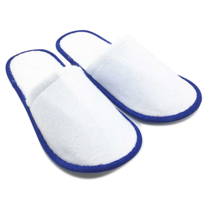 20 Pairs Hotel Reizen Spa Wegwerp Slippers Thuis GuestHotel Slippers Blauw Wit Rood Roze Geel
