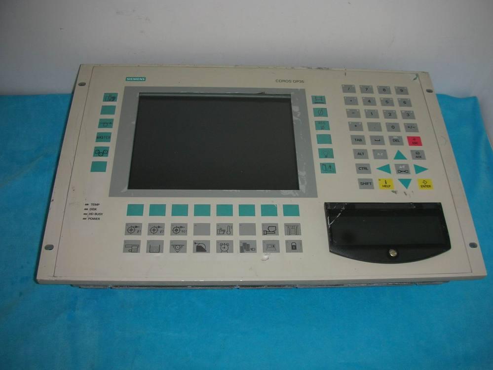 1PC USED OP35 / 6AV3535-1TA01-0AX01PC USED OP35 / 6AV3535-1TA01-0AX0