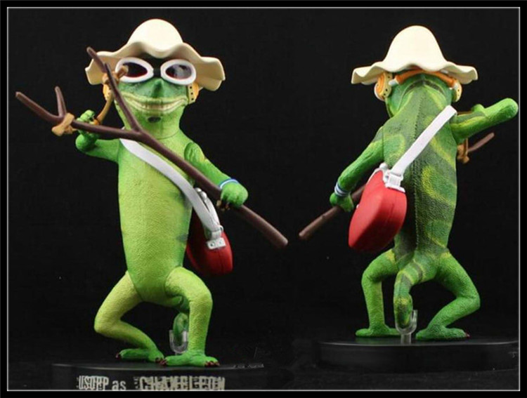 One Piece Usopp cos Lizard 15th anime figure J01 cos mxj0144e