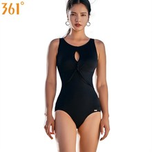 361 Swimsuits for Women One Piece Suits Black Bikini Backless Bathing 2018 Swimwear Sexy Monokini Wirefree Swim Suit