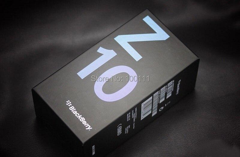 bilder für Auf lager l! Freies DHL/EMS Schnelles VERSCHIFFEN & Original BlackBerry Z10 handys 4,2 Kapazitiven touchscreen, 8MP kamera