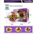 208 Шагов 937A обучающие игрушки Магия Интеллект Бал Мраморный Puzzle Game perplexus магнитных шариков Игры IQ Баланс игрушки