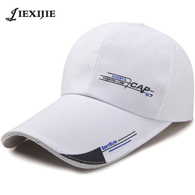 2018 ladies summer hat men s white cap gorro feminino sun hat middle-aged  fishing cap aaec623ed0a5