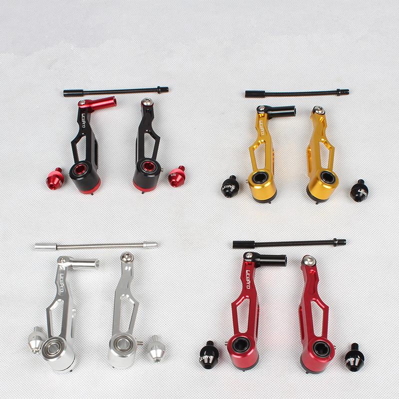 Prix pour Taiwan litepro v238 V de frein pour dahon pliable vélo de frein étriers Al 7075 cnc pliage vélo v de frein ensemble 3 couleur